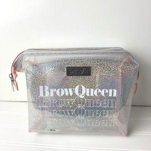 Benefit Brow Queen Doctor Bag Makeup Tote